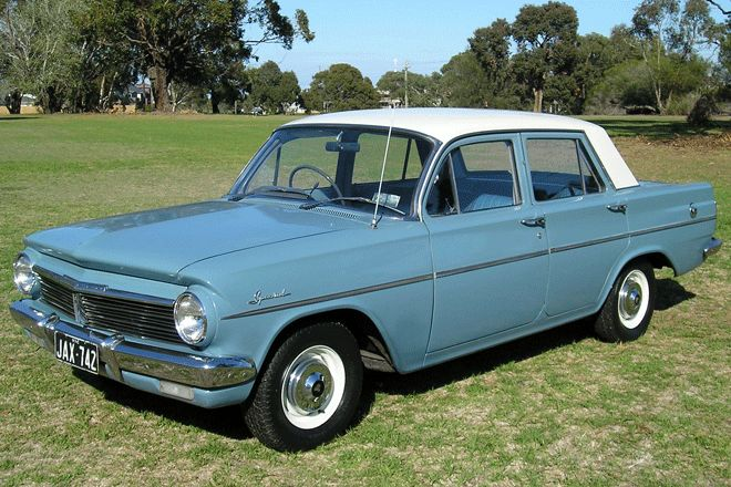 1964 Holden EH #12