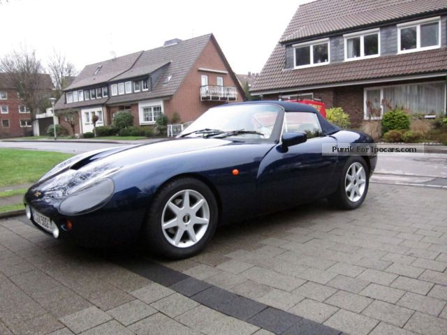 1999 TVR Griffith #8