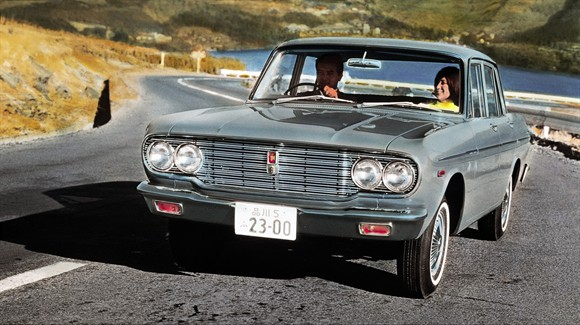 1968 Toyota Crown #10