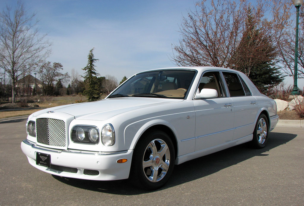 2002 Bentley Azure #3