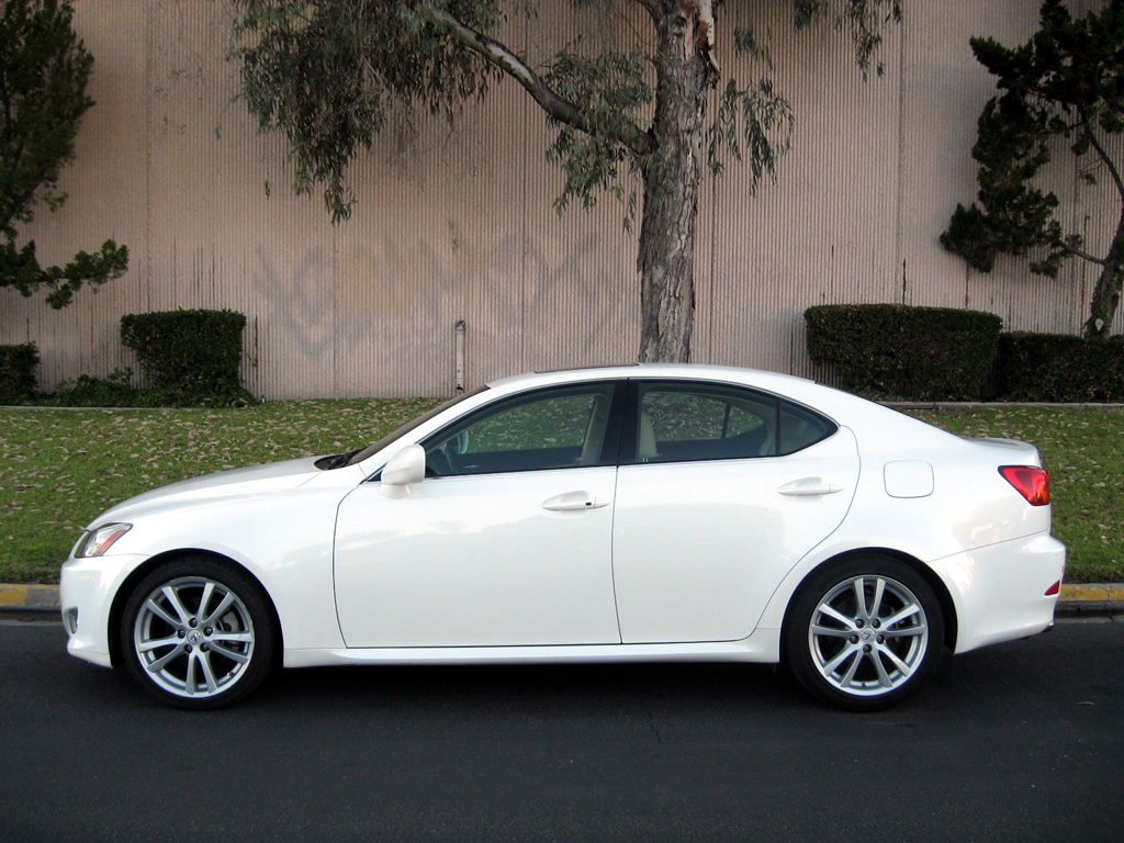 Awesome 2006 Lexus Is 250 #11