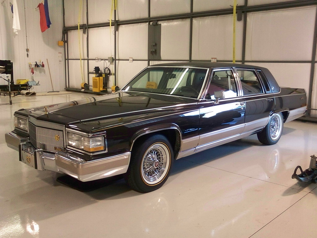 1991 Cadillac Brougham Photos Informations Articles Fuse Box 91 4