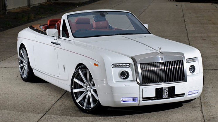 2012 Rolls royce Phantom Drophead Coupe #9