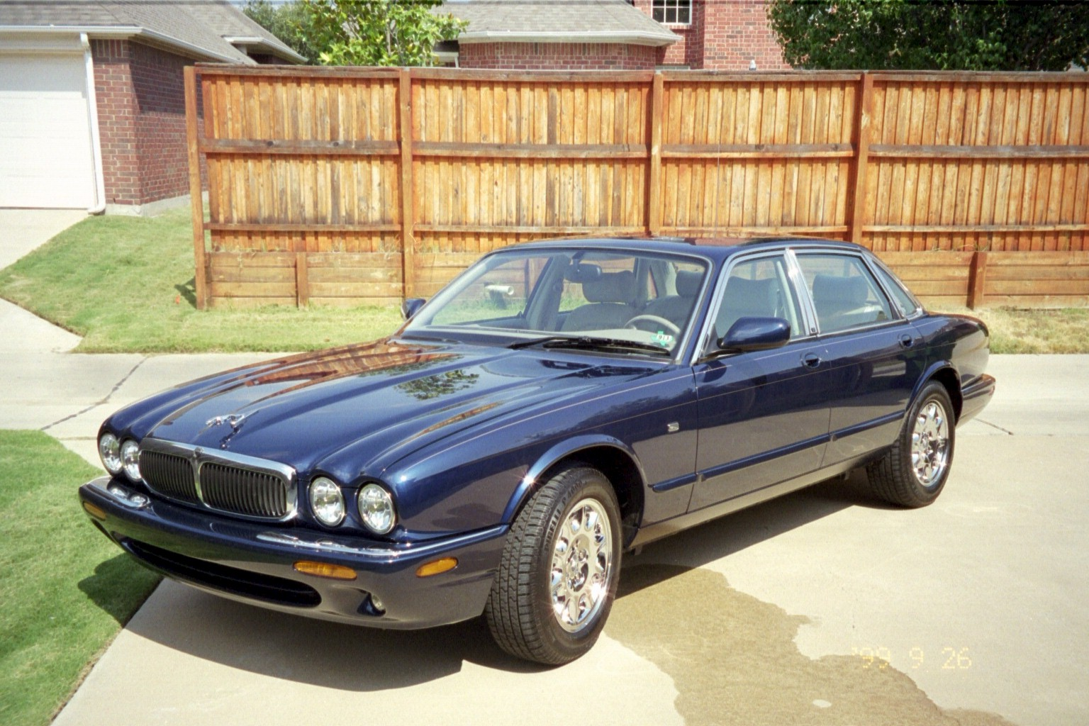 2000 Jaguar Xj-series #6