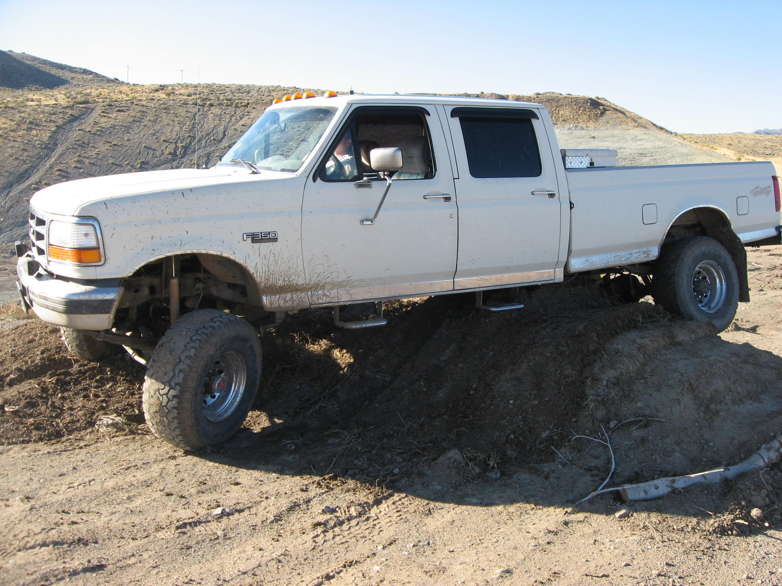 1994 Ford F-350 #9