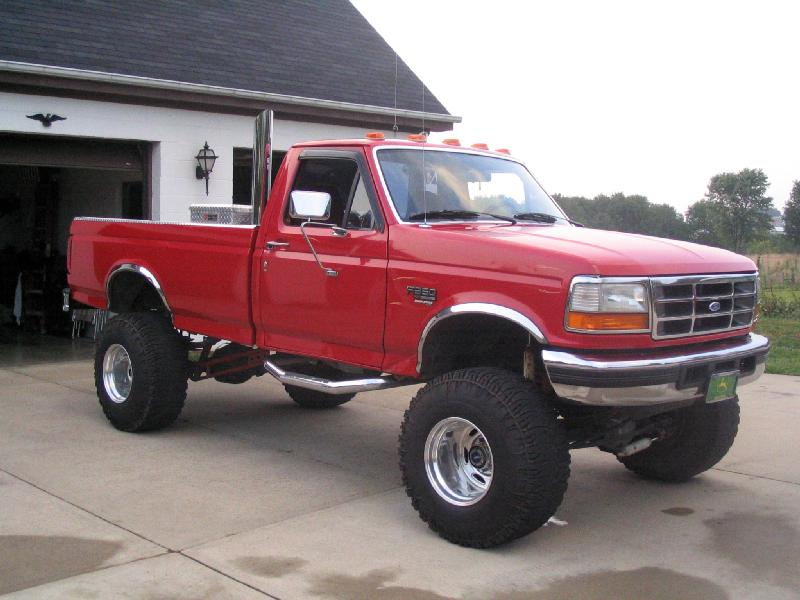 1994 Ford F-350 #17