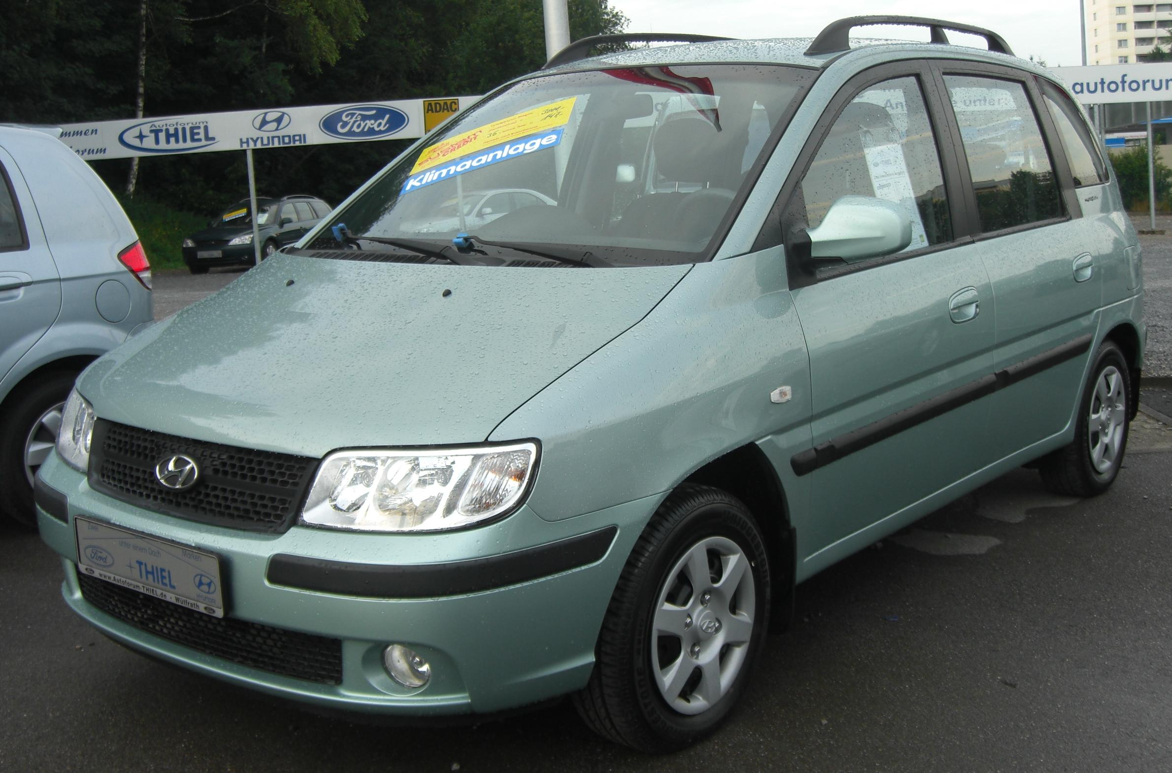 2005 Hyundai Matrix #2
