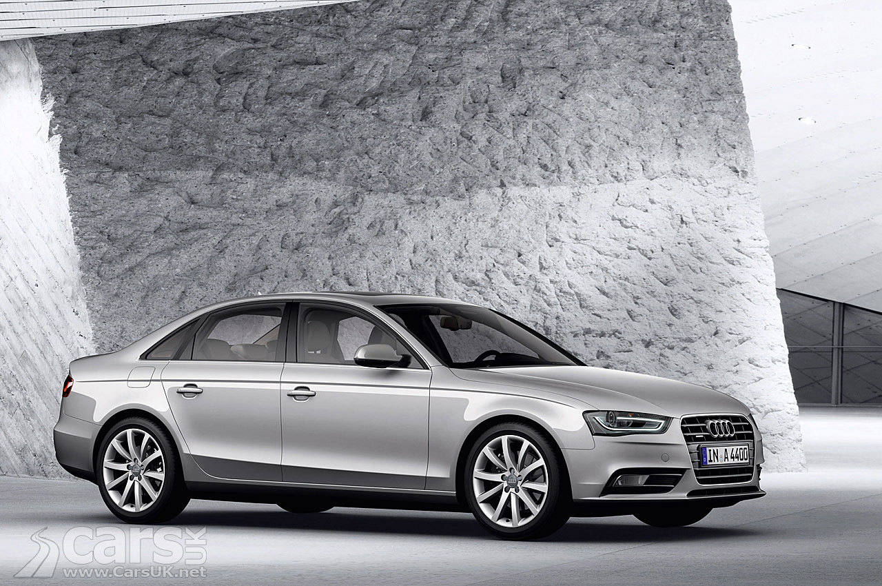 2012 audi a4 photos informations articles. Black Bedroom Furniture Sets. Home Design Ideas