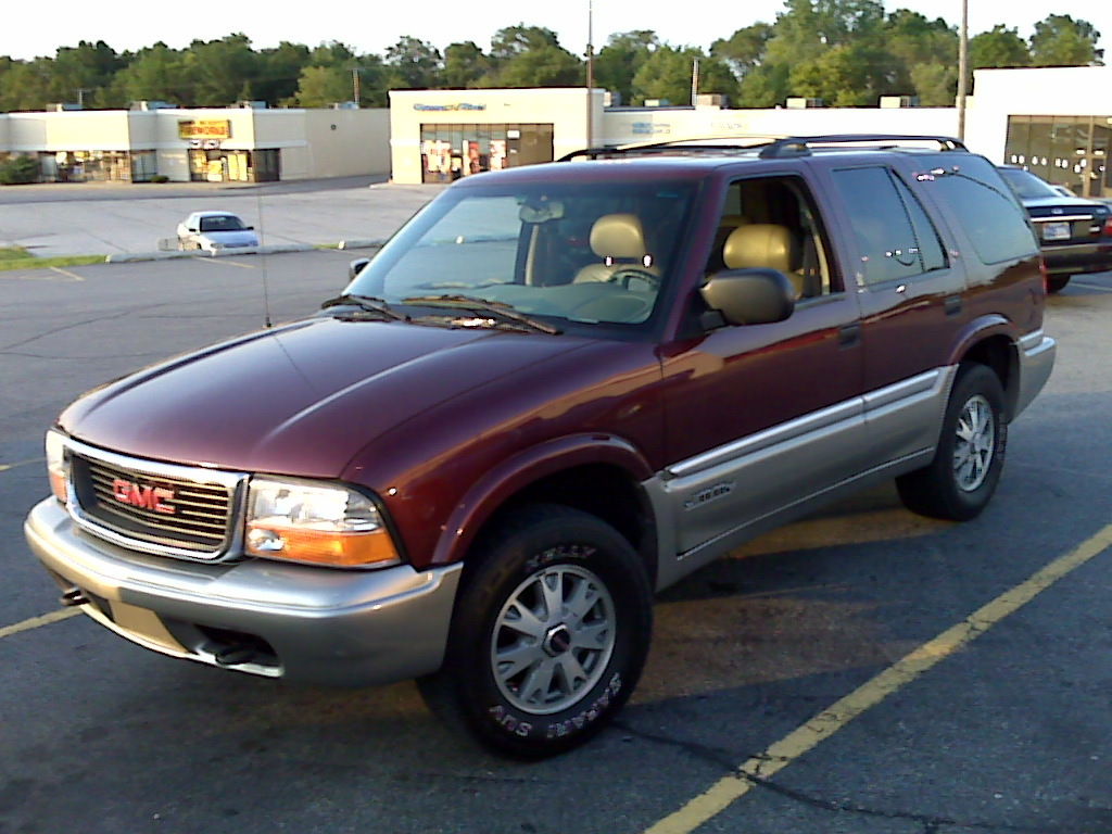 2001 GMC Jimmy #4
