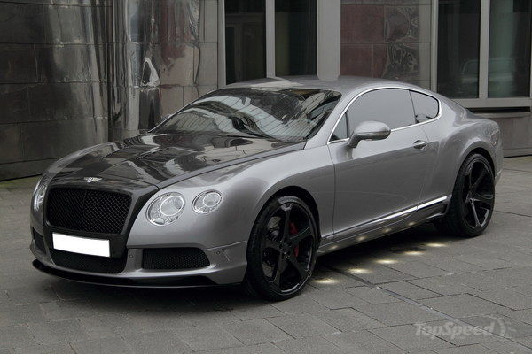 2014 Bentley Continental Gt #15