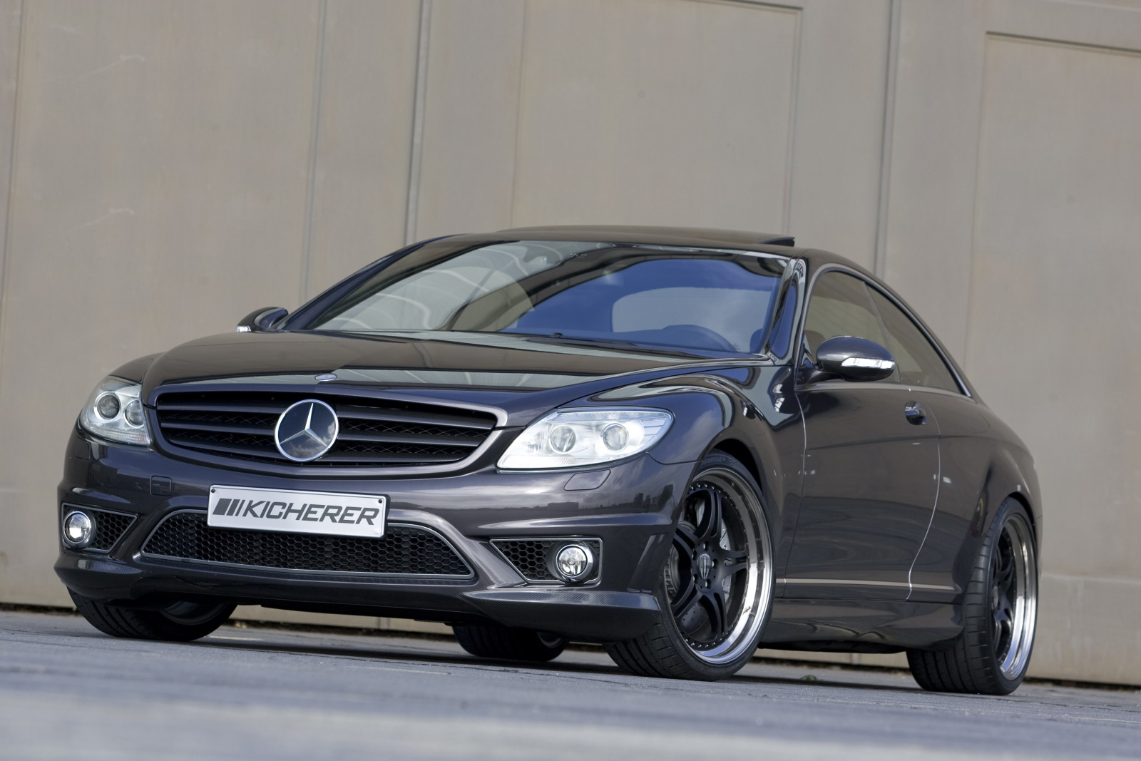 Mercedes-Benz CL #6