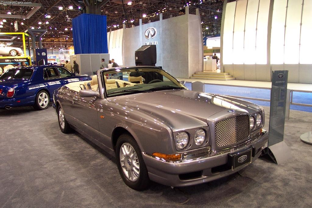2002 Bentley Azure #6