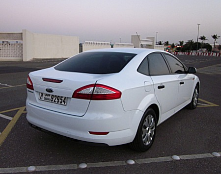 2008 Ford Mondeo #9