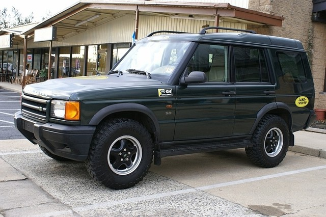 2001 Land Rover Discovery Series Ii #7