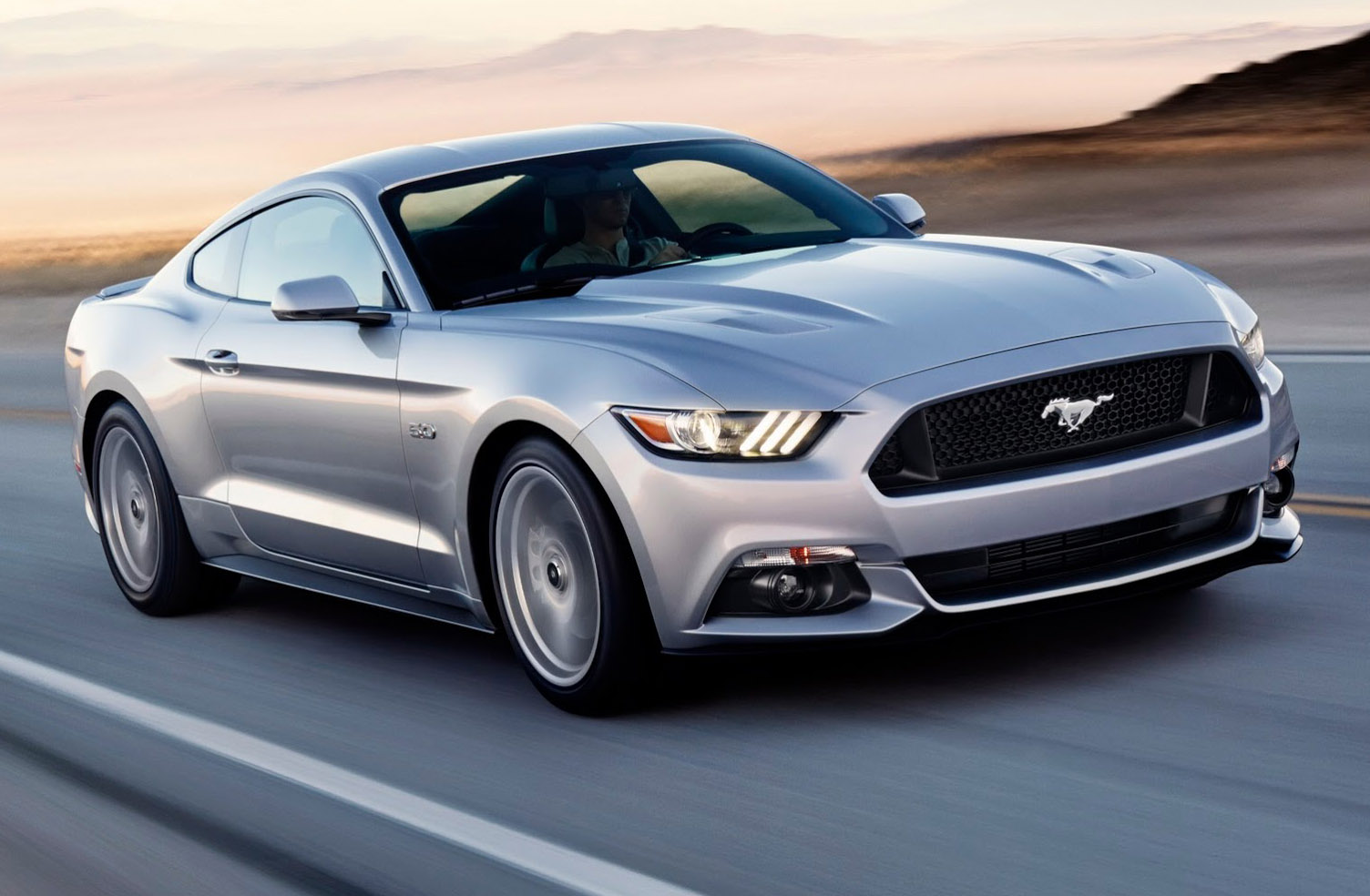 2014 Ford Mustang #4