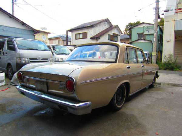 1964 Toyota Crown #6