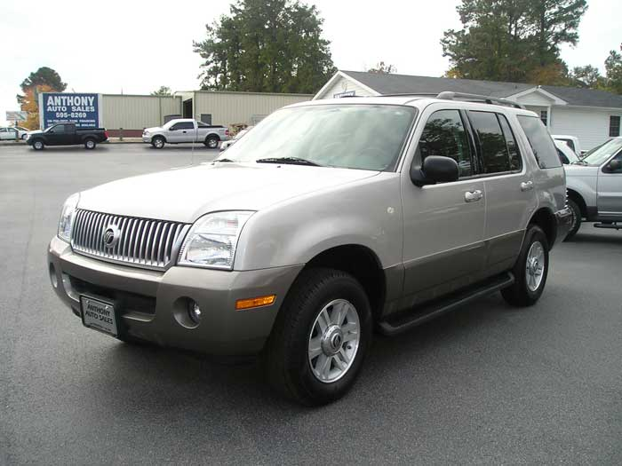 2004 Mercury Mountaineer #3