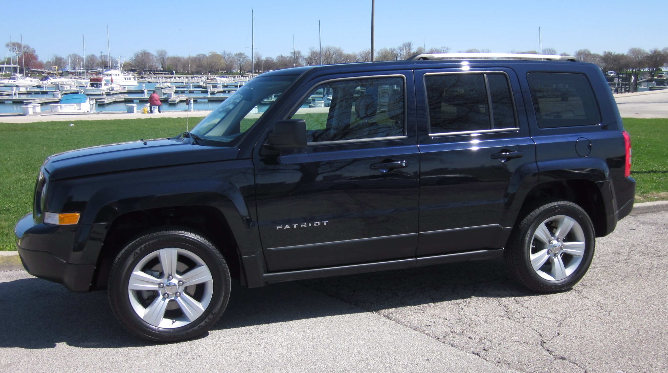 2011 Jeep Patriot #4