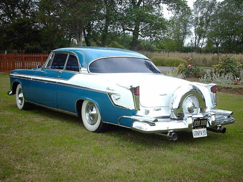 1955 Chrysler Windsor #14
