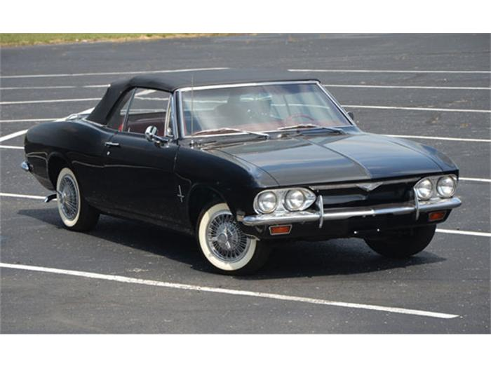 1968 Chevrolet Corvair #6