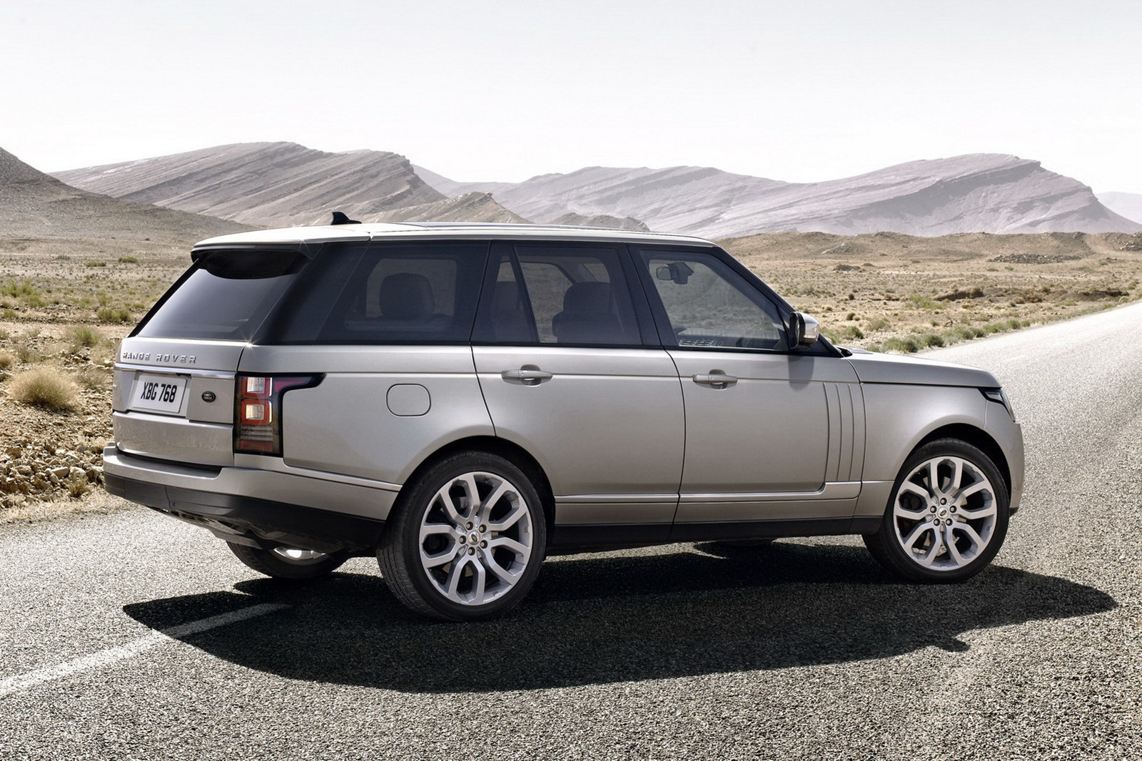 Land Rover ALL-NEW Range Rover #7