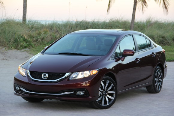 2015 Honda Civic #7