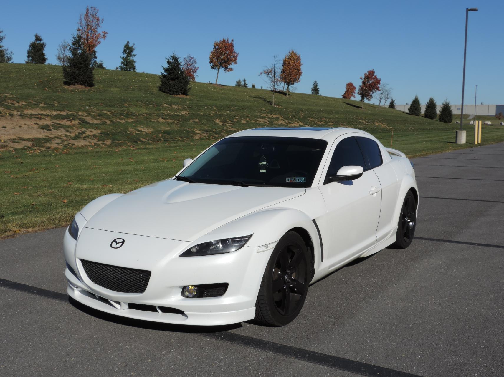 2005 mazda rx 8 photos informations articles. Black Bedroom Furniture Sets. Home Design Ideas