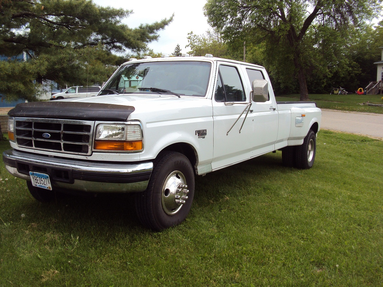 1995 Ford F-350 #6