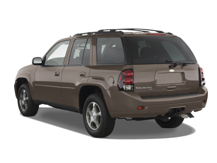 2009 Chevrolet Trailblazer #6