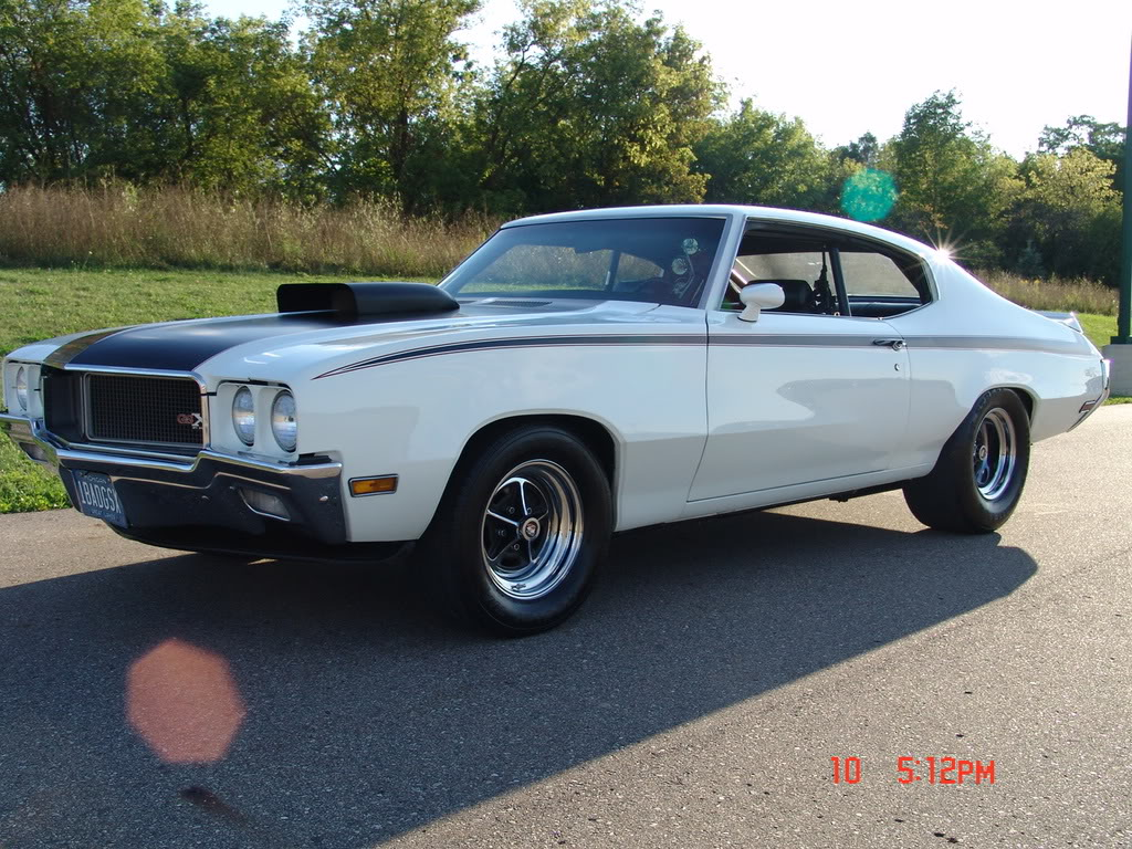 1970 Buick GS #16