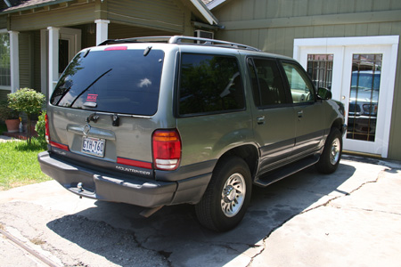 1999 Mercury Mountaineer #6