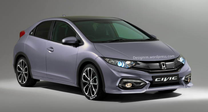 2015 Honda Civic #11