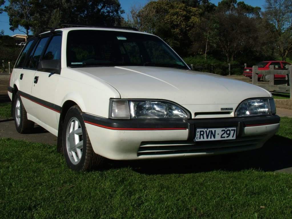 1987 Holden Camira Photos Informations Articles