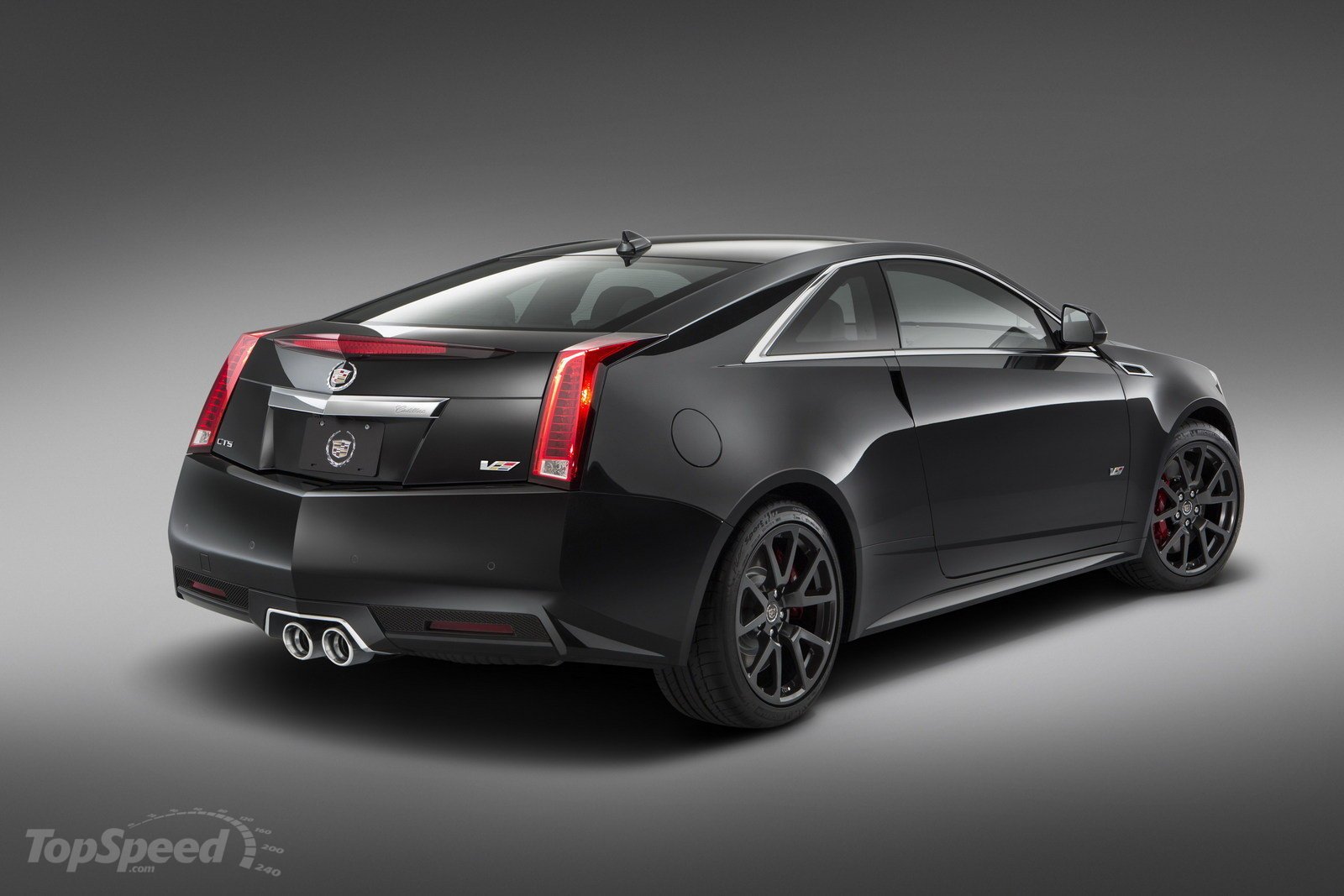 2015 Cadillac Cts-v Coupe Photos, Informations, Articles ...
