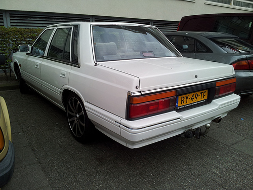 1987 Nissan Laurel #16