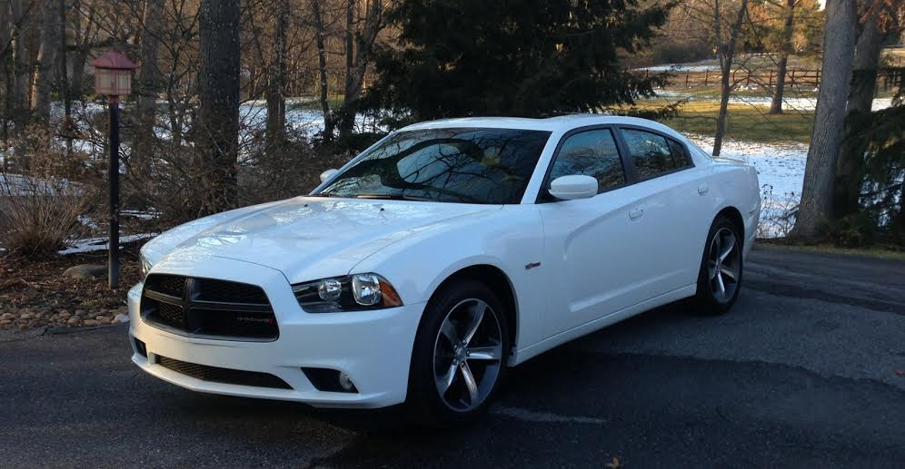 2014 Dodge Charger #7