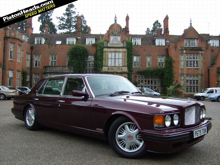 Bentley Turbo #2