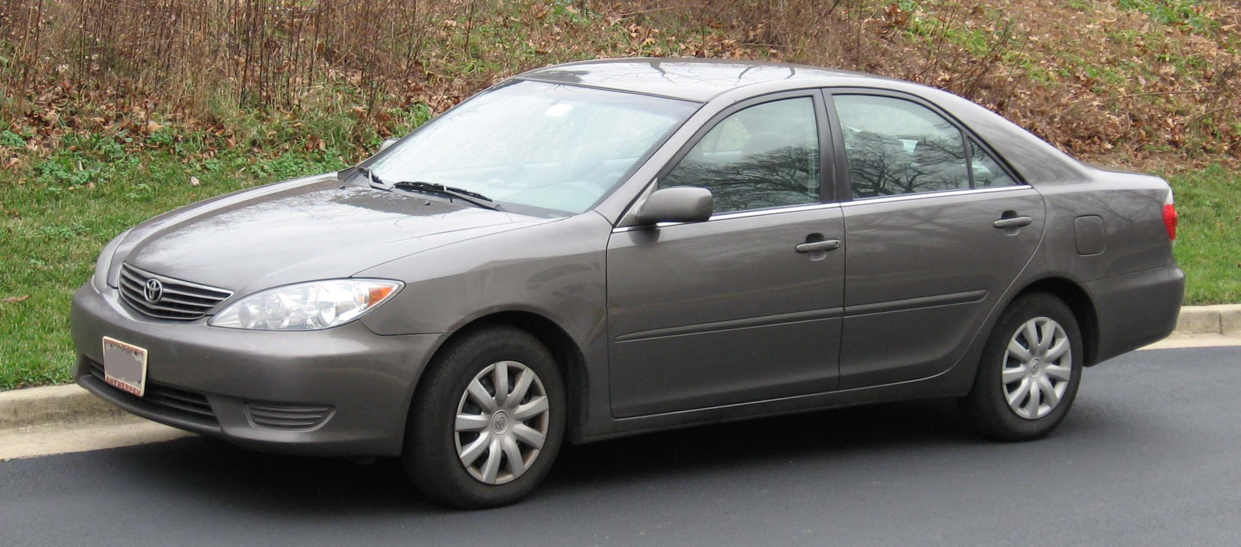 2006 toyota camry photos informations articles. Black Bedroom Furniture Sets. Home Design Ideas