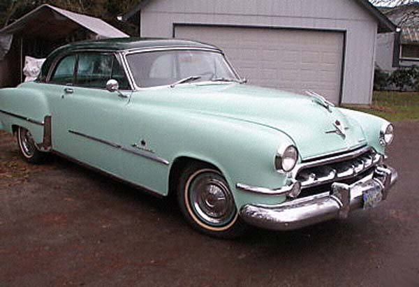 1954 Chrysler Windsor #16