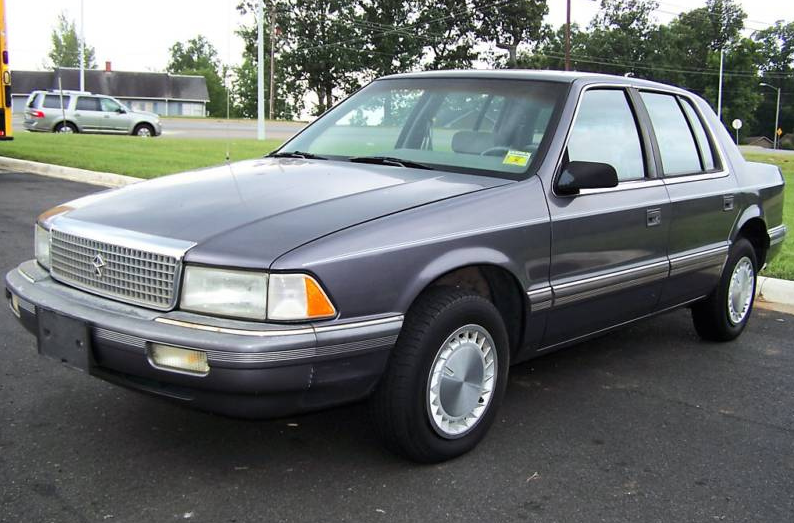 1990 Plymouth Acclaim #2