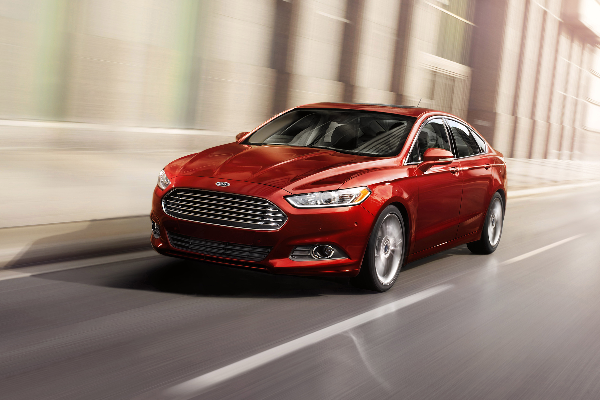 2015 Ford Fusion #16