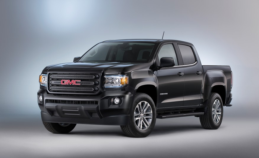 GMC Canyon #2