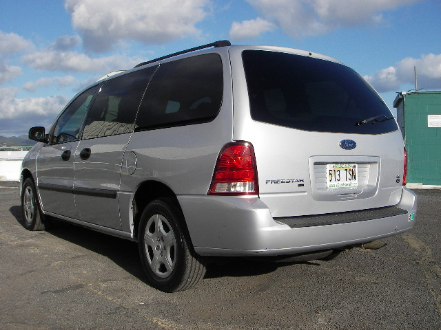 2007 Ford Freestar #5