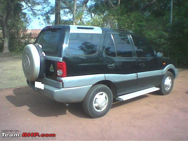 1999 Tata Safari #5