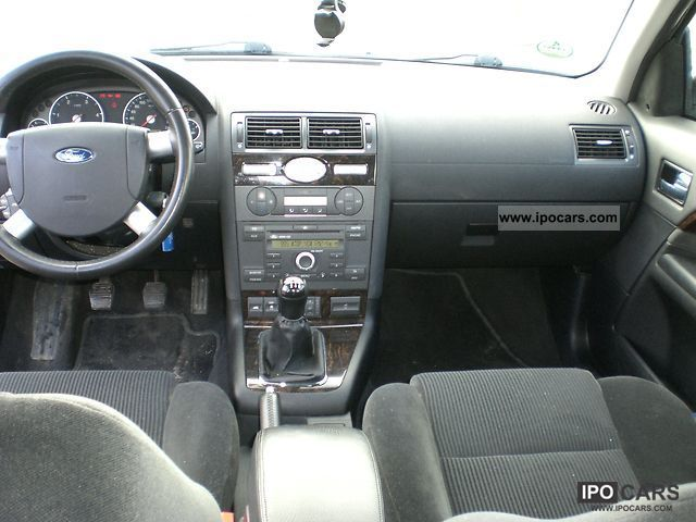2004 Ford Mondeo #15