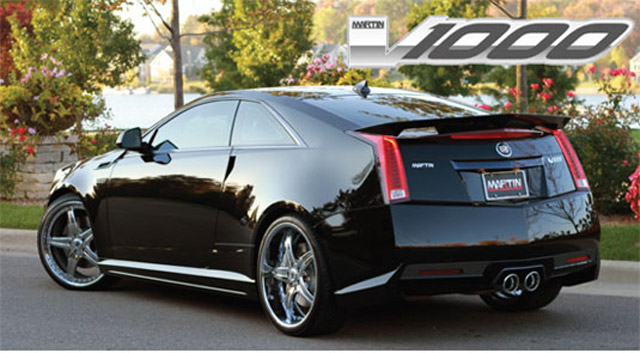 2013 Cadillac Cts-v Coupe #14