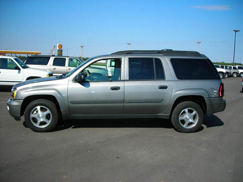 2005 Chevrolet Trailblazer #4