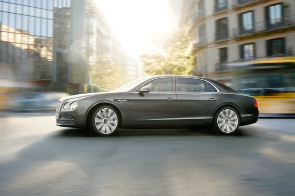 2013 Bentley Continental Flying Spur #11