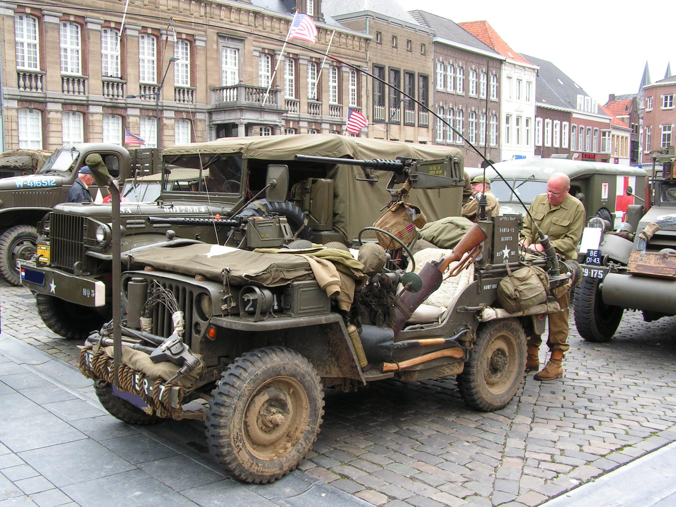 Jeep Willys #17