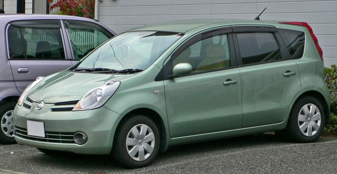 2007 Nissan Note #3